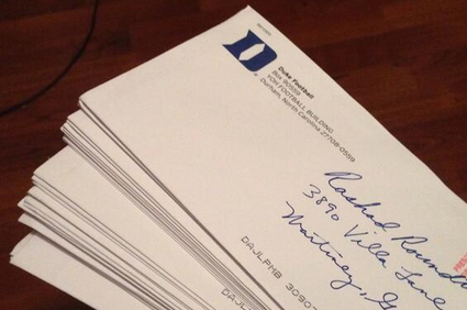 Duke Sends 4-Star Safety Target 50 Letters in Mail