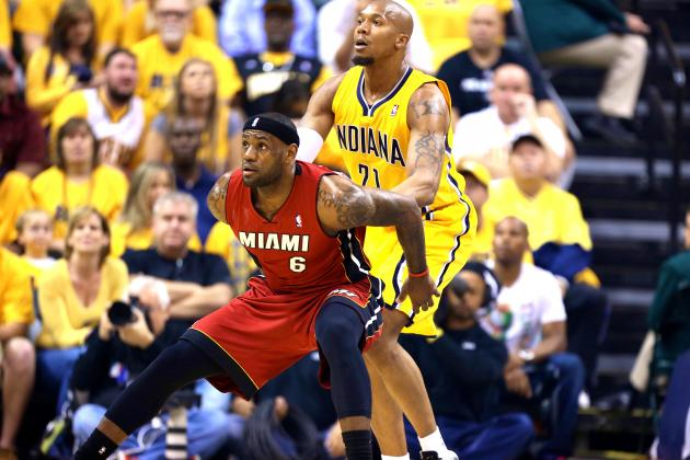 Miami Heat 'Fast Five': LeBron on Smallball, Bosh's Warning and More