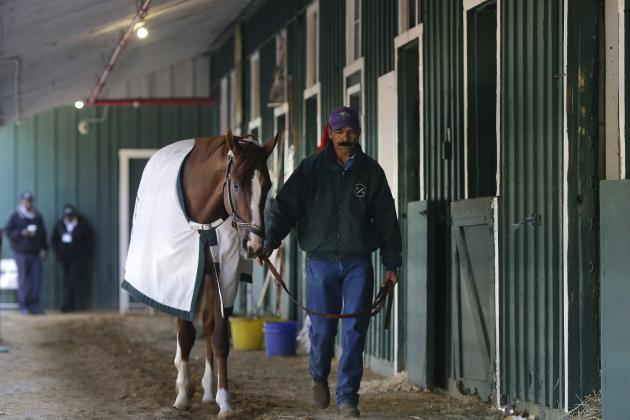 California Chrome Faces Toughest Task Yet at Belmont Stakes