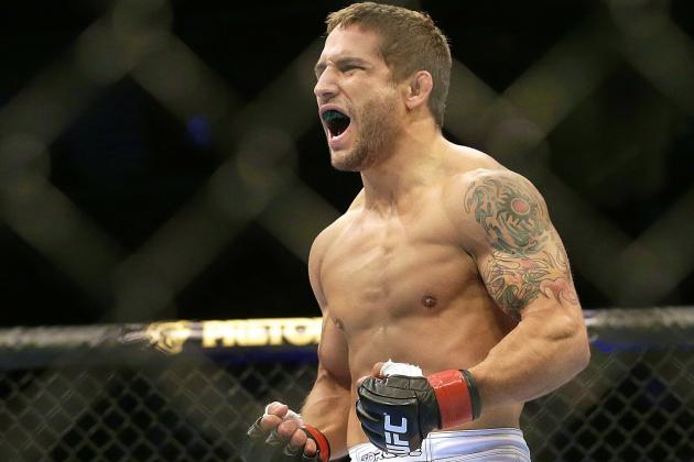 UFC 176: Chad Mendes Ready to Get His Revenge Against Jose Aldo