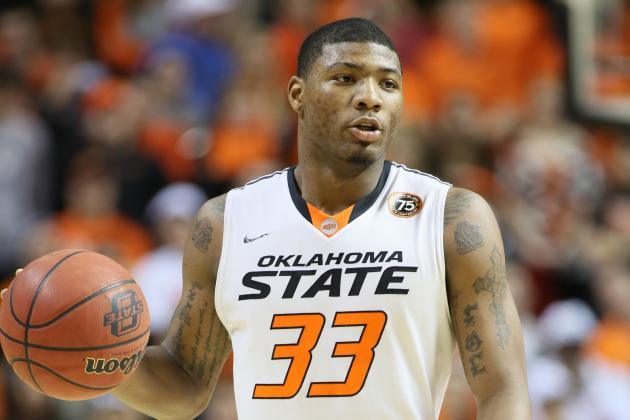 Marcus Smart's Strong Combine Numbers Help 2014 NBA Draft Stock