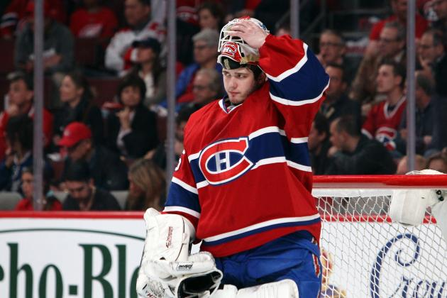What Are Canadiens' Options After Dustin Tokarski Gamble Fails in Game 2?