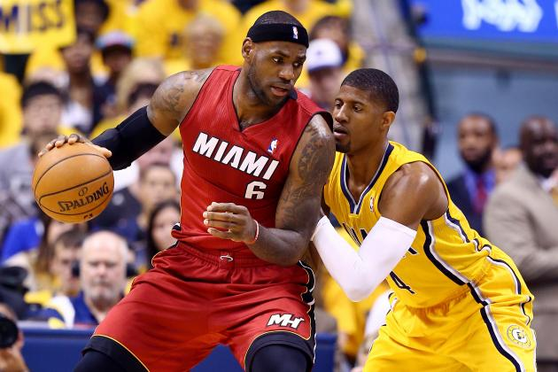 NBA Playoffs 2014: Updated Bracket and Predictions for Conference Finals