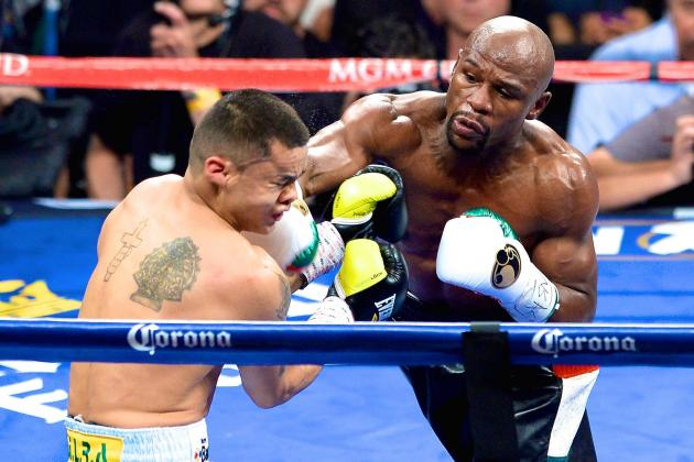 Floyd Mayweather Reportedly Picks Date for Next Boxing Bout