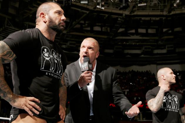 Evolution Has Elevated Batista's WWE Career
