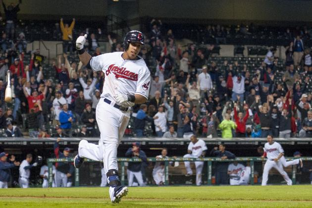 Michael Brantley's Homer Wins Game and the Hearts of Cleveland Indians Fans
