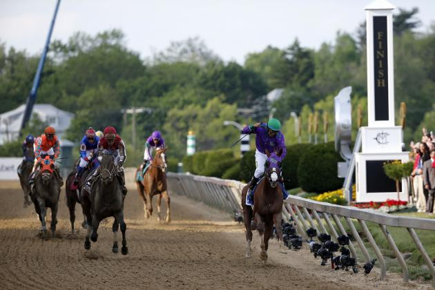 Preakness 2014: Biggest Surprises from Second Leg of Triple Crown