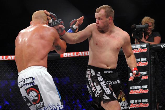 Alexander Shlemenko on Loss at Bellator 120: 'It Was a Very Good Experience'