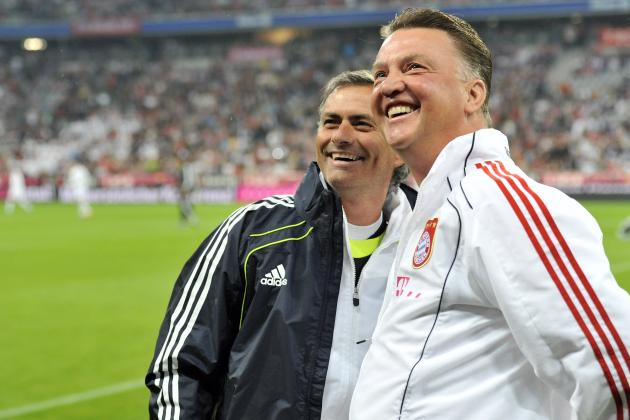 Louis van Gaal Reveals Jose Mourinho's Jealous Text over Manchester United Job