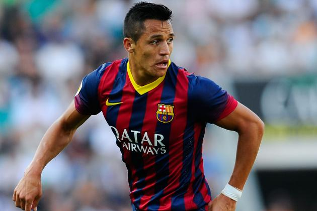 Liverpool Transfer News: Alexis Sanchez and Ivan Rakitic Setbacks Dealt to Reds