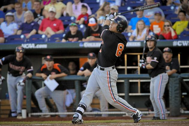 Michael Conforto: Prospect Profile for New York Mets' 1st-Round Pick