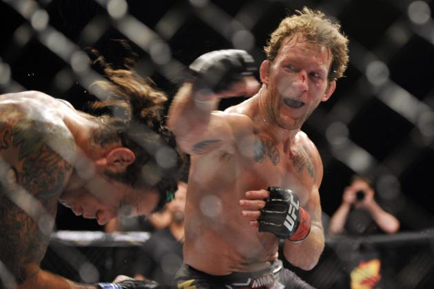 Gray Maynard Set to Return Against Fabricio Camoes at UFC 176