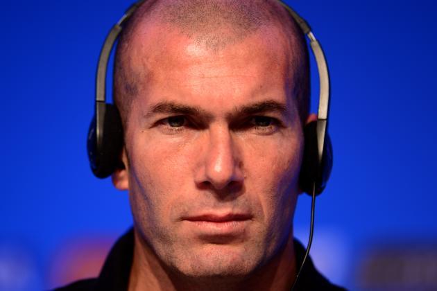 Bordeaux: We're in Talks with Zidane