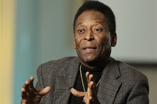 Pele Labels Brazil 'A Disgrace' for Flawed World Cup Preparations