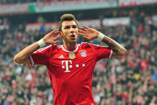 Arsenal Transfer News: Latest on Mario Mandzukic, Diego, Bacary Sagna and More