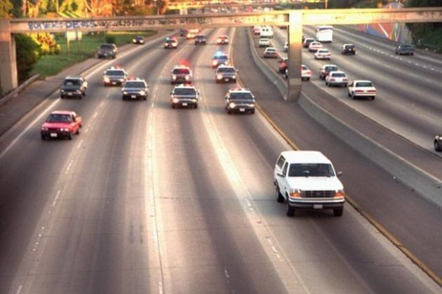 Remembering the OJ Drive: The Night the NBA Finals No Longer Mattered