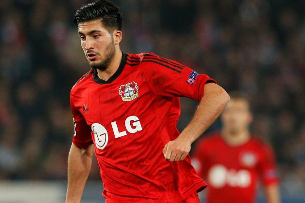 Liverpool Transfer News: Latest on Emre Can, Ashley Cole, Glen Johnson and More