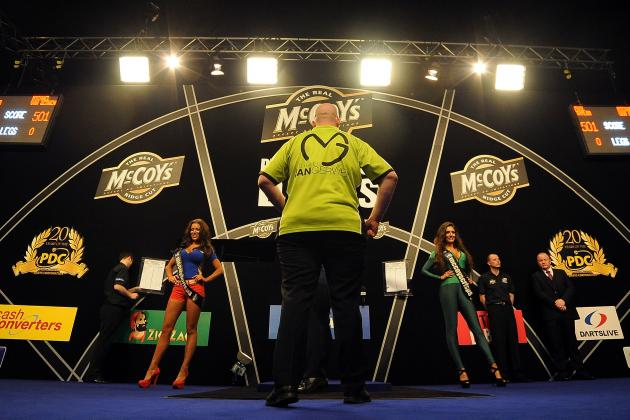 Premier League Darts Playoffs 2014: Date, Fixtures, Standings, Live Stream Info