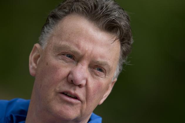 Brendan Rodgers, Wayne Rooney, Adnan Januzaj React to Louis van Gaal Appointment