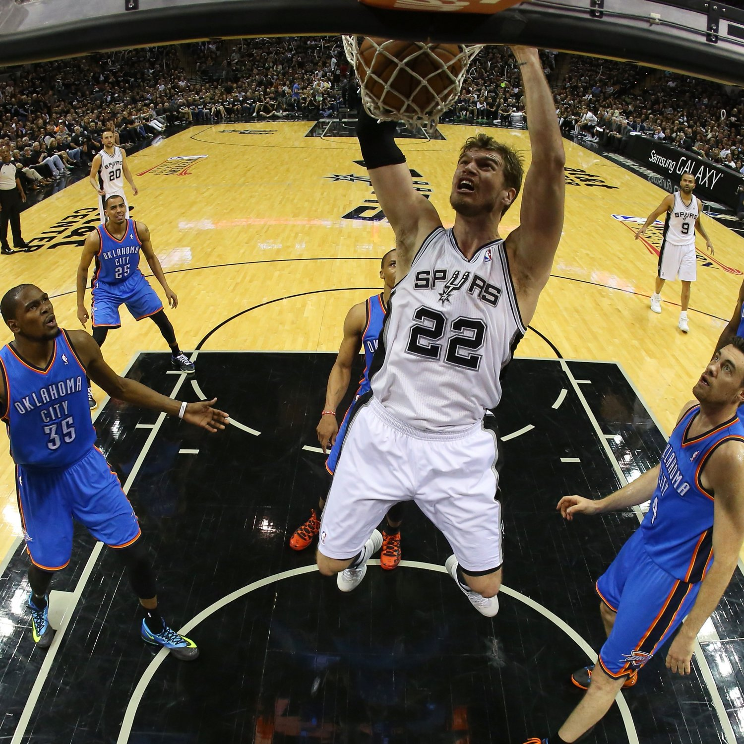 NBA Playoffs 2014: Updated Championship Odds And
