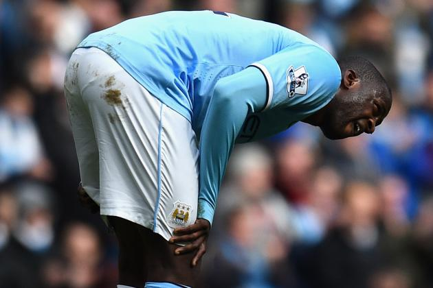 #ReasonsYayaWantsToLeaveCity Mocks Yaya Toure Birthday Claims Mercilessly