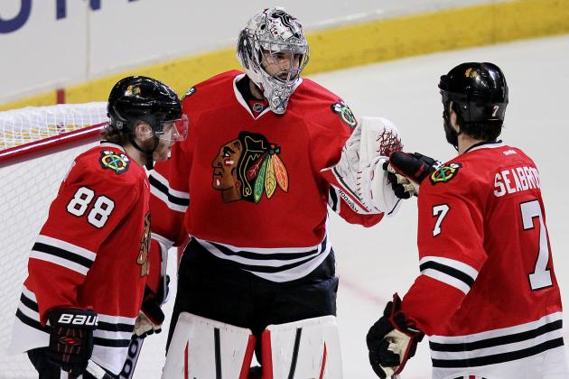 NHL Playoffs 2014: Schedule and Predictions for Remainder of Postseason