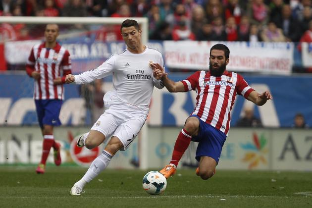 Real Madrid vs. Atletico Madrid Betting Preview, Champions League Odds, Pick