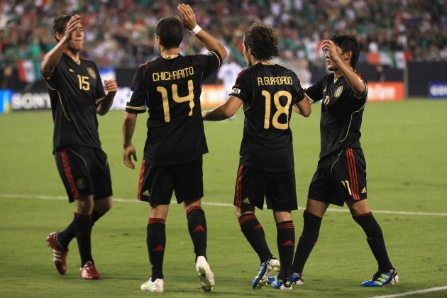 Mexico World Cup 2014 Roster: Squad Info and Group-Stage Predictions