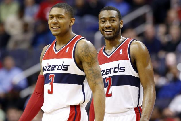 John Wall Says Washington Wizards Have Best Backcourt in the NBA