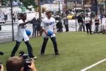 Dodgers' Players Destroy Children in Dodgeball