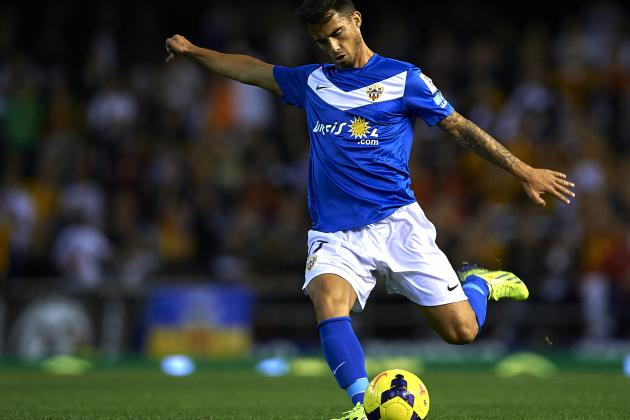 Scouting Report: Did Liverpool's Almeria Loanee Suso Succeed or Fail?
