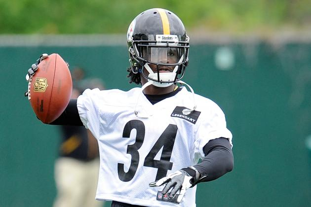 Dri Archer out to Prove the Doubters Wrong