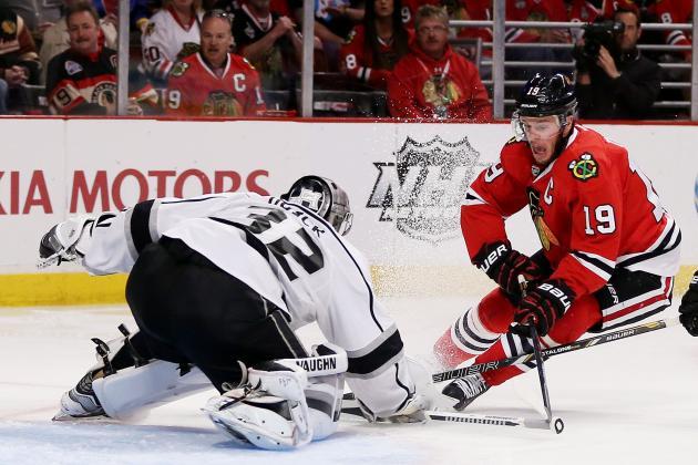 NHL Western Conference Finals 2014: Biggest Keys in Kings vs. Blackhawks Game 2