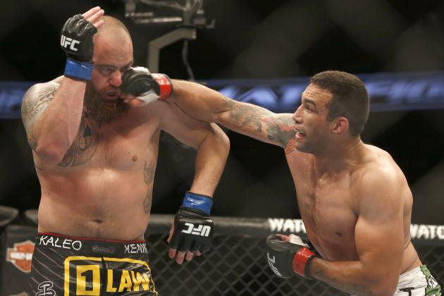 Cain Velasquez vs. Fabricio Werdum: Can 'Vai Cavalo' Pull off the Upset?