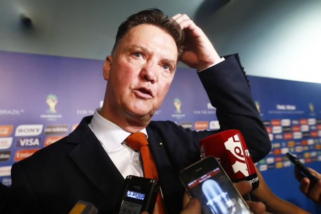 Louis Van Gaal Is At Manchester United For A Good Time, Not A Long Time