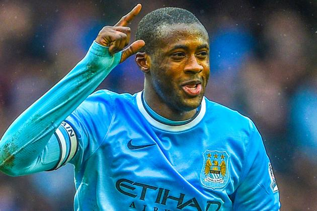 Yaya Toure's Agent Makes Manchester City Quit Threat over Forgotten Birthday