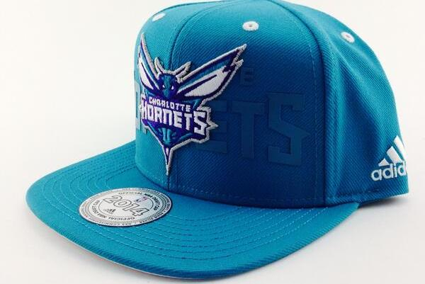 Hornets Reveal New Draft Hats