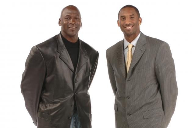 Michael Jordan Says He Influenced the Way Kobe Bryant Plays