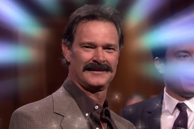 Fallon 'Reunites' Mattingly with Mustache