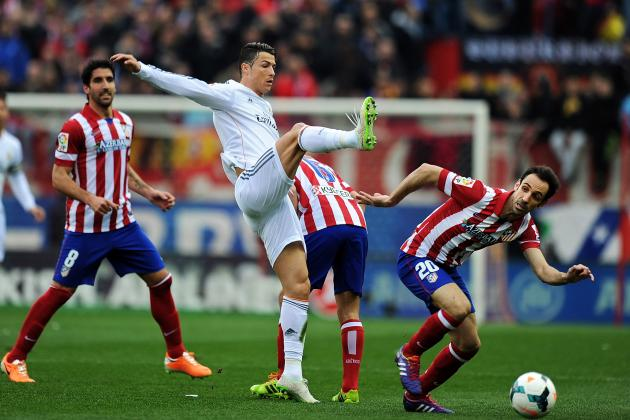 Real Madrid vs. Atletico Madrid: Latest Predictions for Madrid Derby 2014