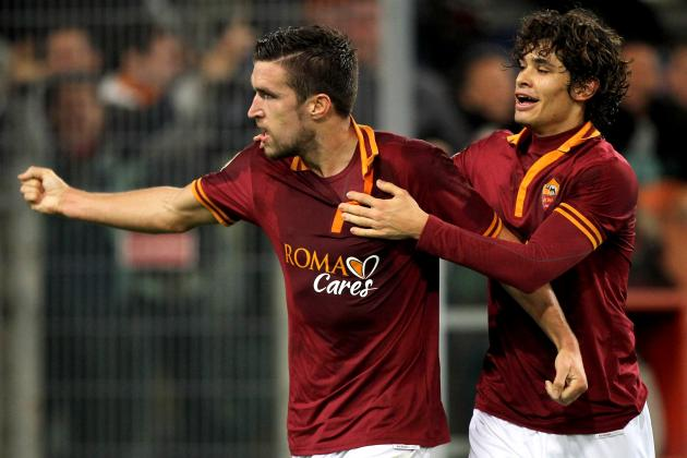 Why Kevin Strootman Is the Ideal Fit for Manchester United and Louis van Gaal