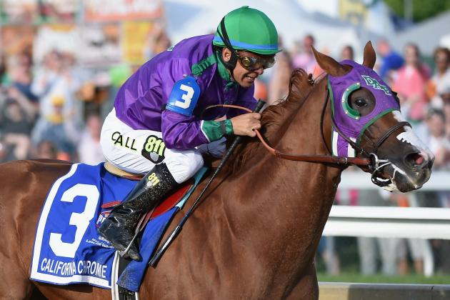 Belmont Stakes 2014: Biggest Threats to California Chrome's Triple Crown Bid