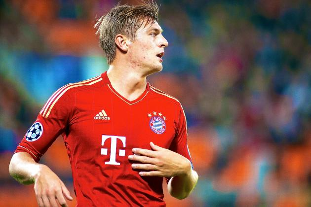 Why Toni Kroos Is the Wrong Player for Manchester United