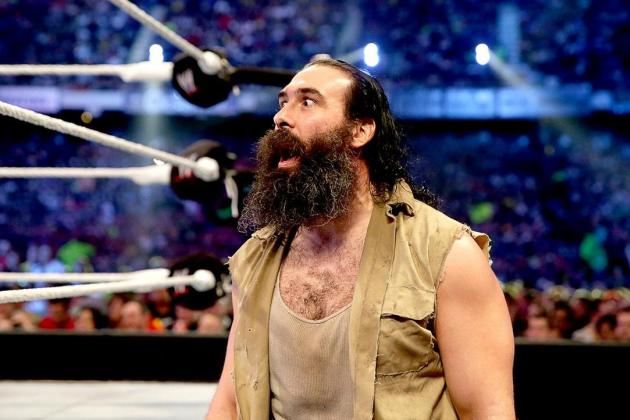 Luke Harper Shows Off Top-Tier Potential in Bray Wyatt's Shadow