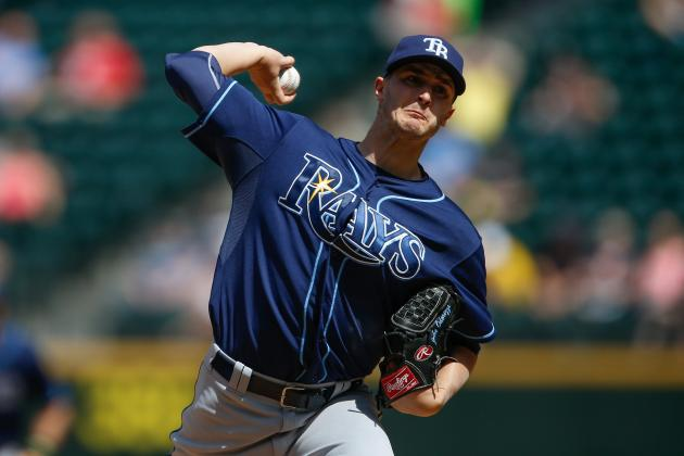Rays Notes: Odorizzi Finds His Groove