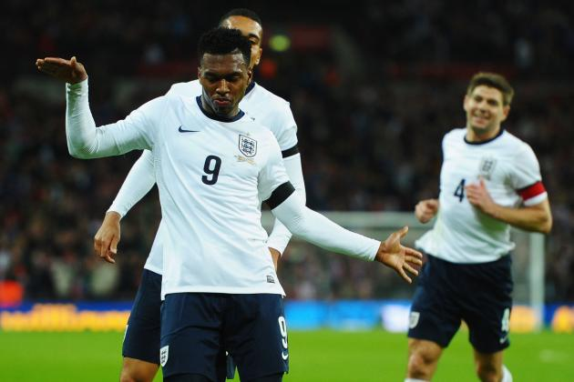 England World Cup 2014: Schedule, Roster and Starting XI Predictions