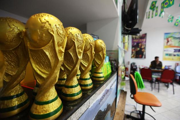 World Cup 2014: Predictions for This Year's Top Favourites