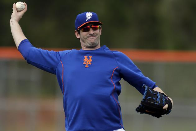 Matt Harvey's Return Timeline from Elbow Surgery Puts Mets in Tough Position