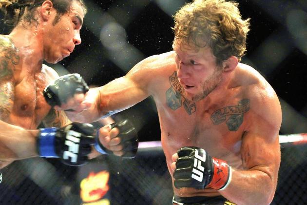 Gray Maynard Set to Return Against Fabricio Camoes at UFC 176