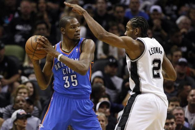 San Antonio Spurs vs. OKC Thunder: Game 2 Preview and Predictions